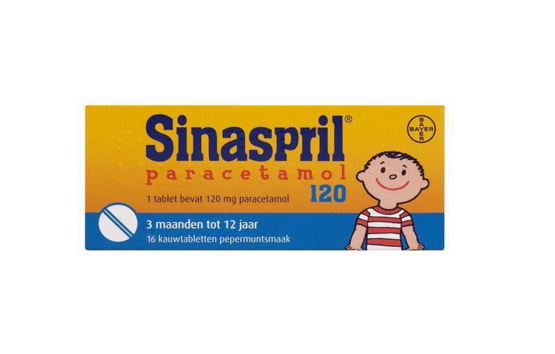 sinaspril 120 mg kruidvat - trade med