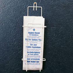 Hygiënezakjes dispenser, 'Economy'