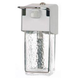 Ingo-Top® zeepdispenser glas 72 x 166 x 145 mm - 250 ml