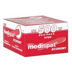 Medispat Houten Tongspatels Ecopak 500 St - onsteriel
