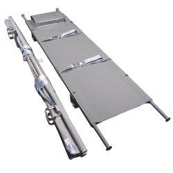 Aluminium brancard dubbel opvouwbaar type 3