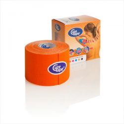 Curetape 5m x 5cm - Oranje