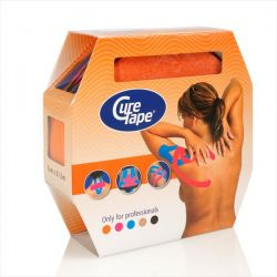 Curetape Giant Roll 31,5m x 5cm - Oranje