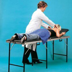 MSP massagetafel - koffermodel 56 cm  3-delig