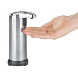 Zeep desinfectiemiddelendispenser met sensor, 250ml