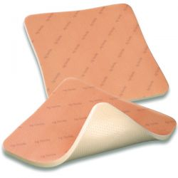 Opruiming: Allevyn Ag Gentle, Smith & Nephew 10 x 10 cm